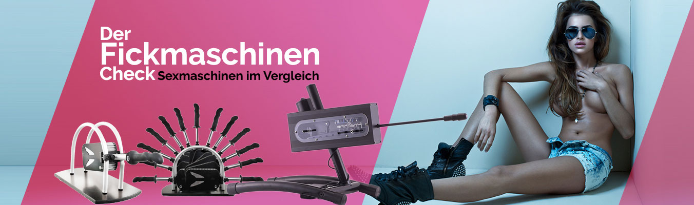 Fickmaschine-test.de Header Bild